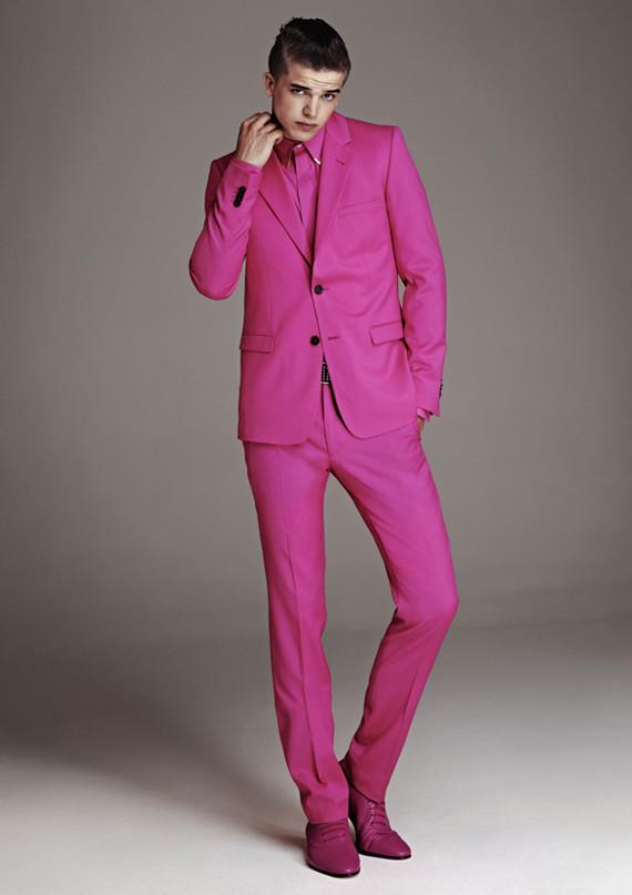 Превью: мужская коллекция Versace for H&M. Изображение № 2.