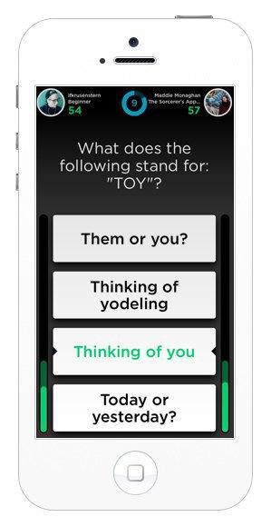 Почему я не могу перестать играть в QuizUp. Изображение № 6.
