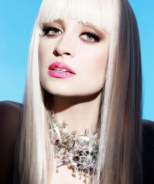 Панк-гламур отНиколь Риччи: Подражая Lady GaGa. Изображение № 2.
