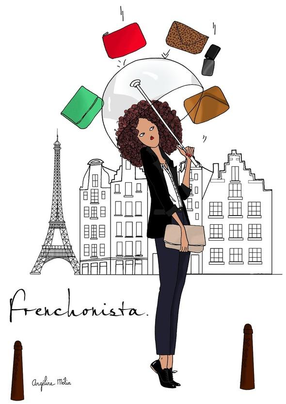 Angéline Melin Фешн-иллюстратор. Изображение № 9.