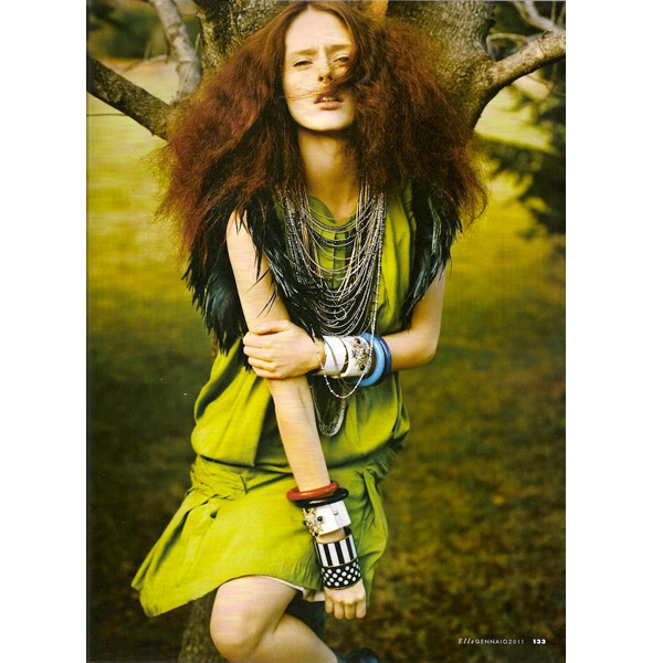Новые съемки: i-D, Vogue, The Gentlewoman и другие. Изображение № 10.