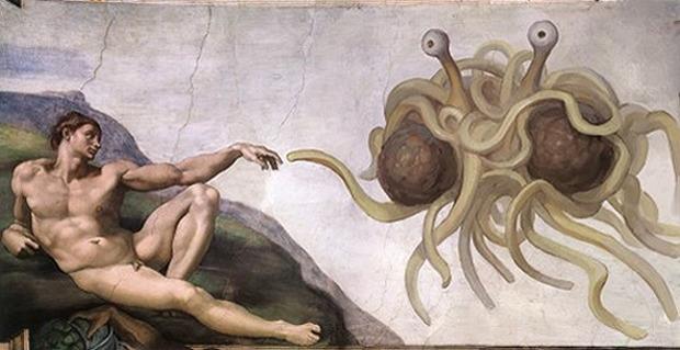 «Тронутый макаронным придатком»,  Никлас Яансон, 2005. Изображение № 5.