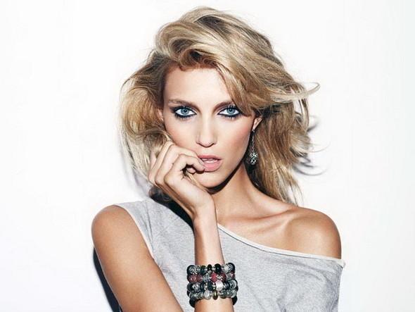 Изображение 3. Аня Рубик в рекламе Apart Jewelry.. Изображение № 3.