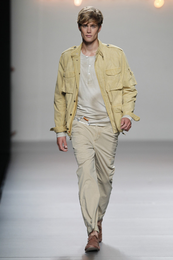 Madrid Fashion Week SS 2012: Adolfo Dominguez. Изображение № 7.