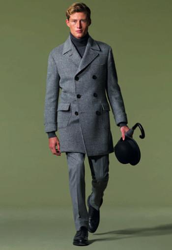 Мужские коллекции осень-зима 2010 от Hackett, Gloverall, D.S.Dundee, Barbour. Изображение № 6.