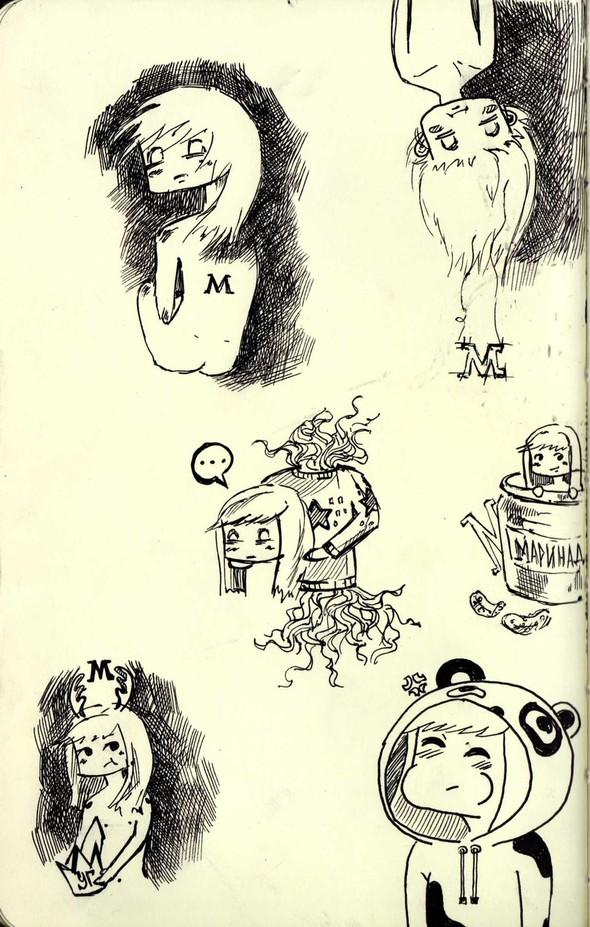 Moleskine. Изображение № 31.