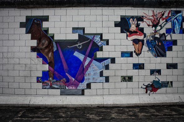 East Side Gallery. Изображение № 21.