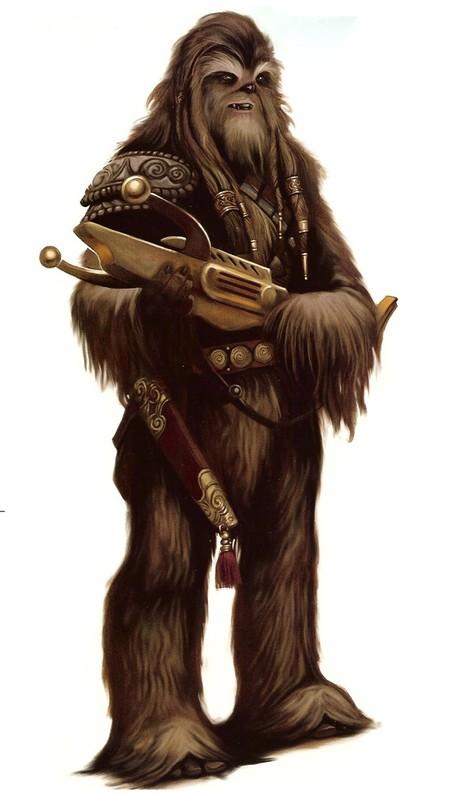 Вуки (Wookiee). Изображение № 3.