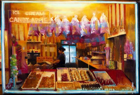 Городской реализм Кима Когана. Изображение № 19.