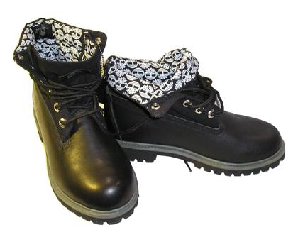 Легендарные ботинки Timberland. Изображение № 3.