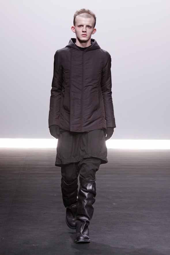 Rick Owens Fall Winter 2009 2010. Изображение № 40.