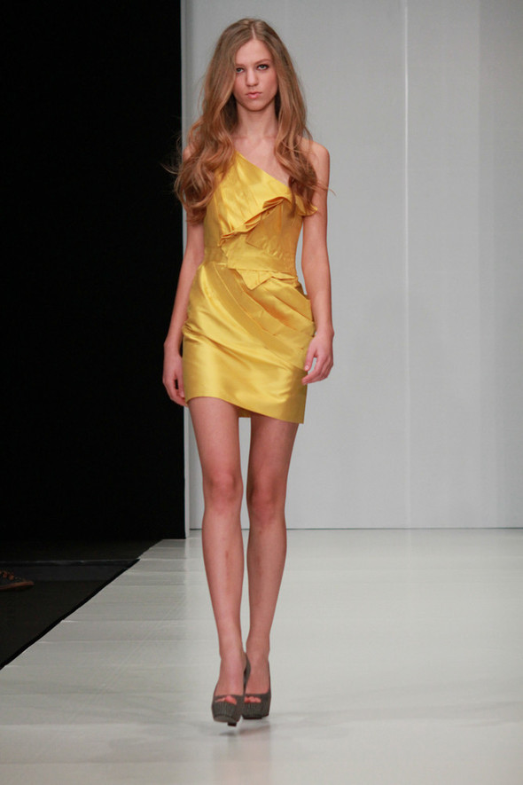 Mercedes-Benz Fashion Week Russia Сезон Весна-Лето 2012. Изображение № 31.