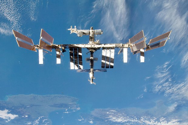 Россия не будет создавать свою космическую станцию. Изображение № 1.