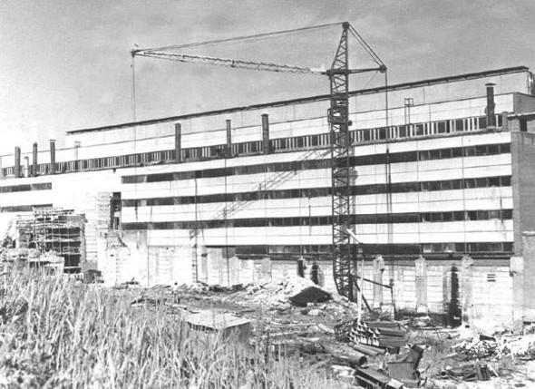 Заброшенный советский большой адронный коллайдер. Изображение № 10.