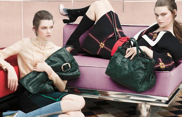 Изображение 1. Кампания: Prada FW 2011.. Изображение № 1.