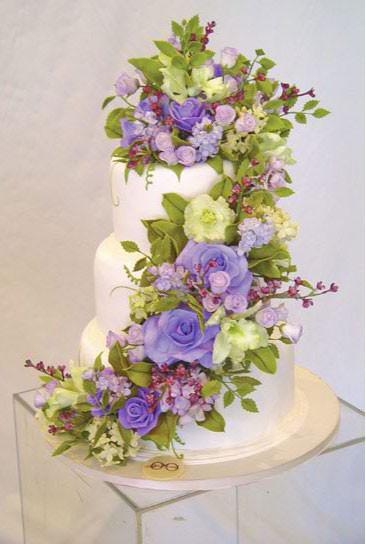 Невероятные торты от Сильвии Вейнсток. Изображение № 25.