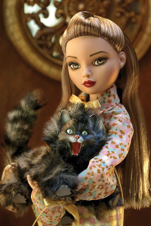 Изображение 20. Эллоувайн - fashion-кукла, ведущая блог.. Изображение № 1.