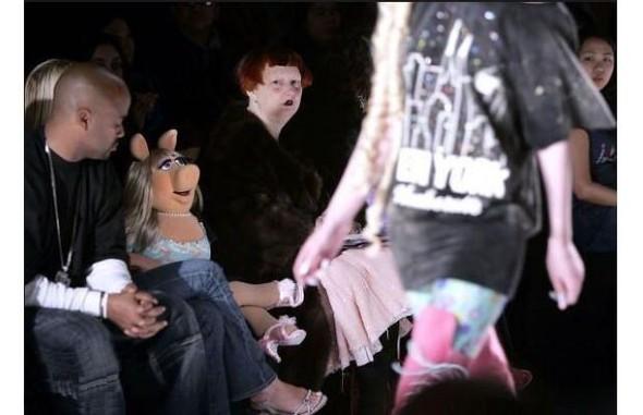 История Muppets в мире моды. Изображение № 3.