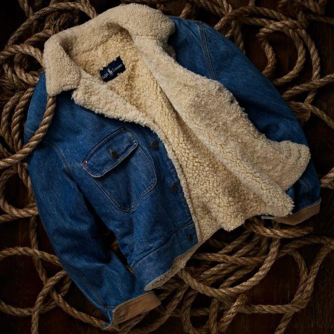 Ральф Лорен запускает линию винтажной одежды. Изображение № 4.