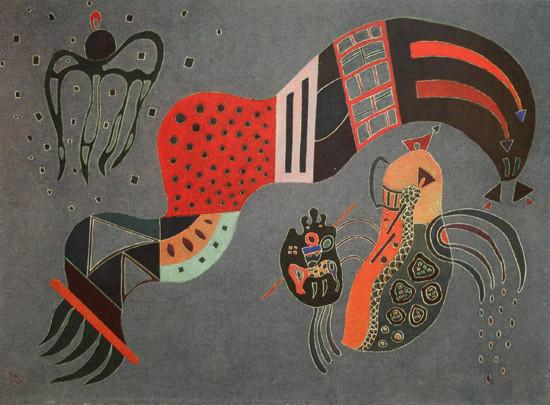Коллекция работ В.В. Кандинского. Изображение № 74.