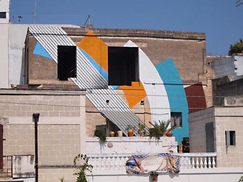 Абстрактное граффити: Стрит-художники об улицах, публике, опасности и свободе. Изображение № 4.
