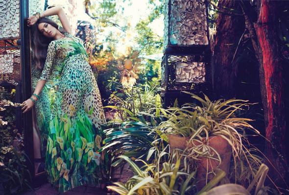 Кампания: Джессика Миллер для Blugirl SS 2012. Изображение № 2.