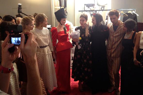 Дневник модели: Показы недели моды Haute Couture. Изображение № 86.