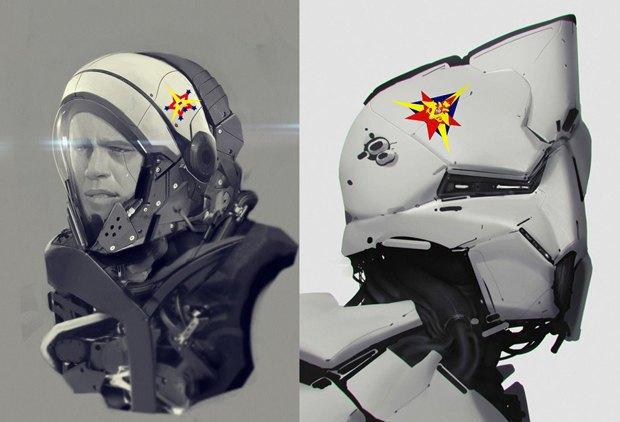 Редизайн: Новый логотип Российской армии. Изображение № 34.