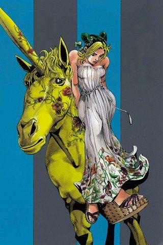 Хирохико Араки нарисовал комикс для Gucci. Изображение № 1.