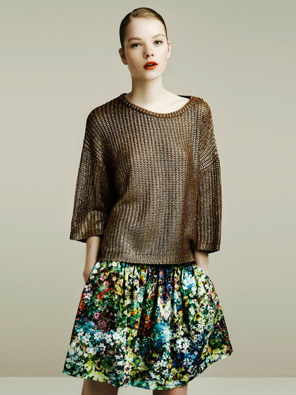 Изображение 8. Лукбук: Zara April 2011.. Изображение № 8.