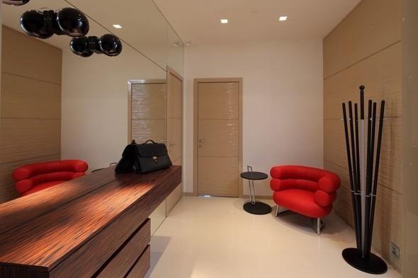 Интерьер пентхауса в жилом комплексе «Триумф-палас». Изображение № 12.