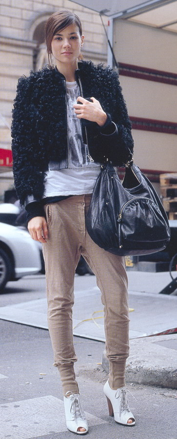 Models street style. Изображение № 1.
