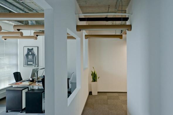 Офисы в стиле «трэш» от рижского бюро OPEN AD. Изображение № 12.