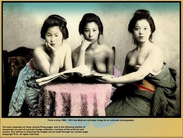 Мода и пин-ап в винтажной китайской рекламе 20-30-х годов. Изображение № 1.