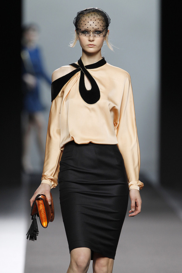 Madrid Fashion Week A/W 2012: Miguel Palacio. Изображение № 15.