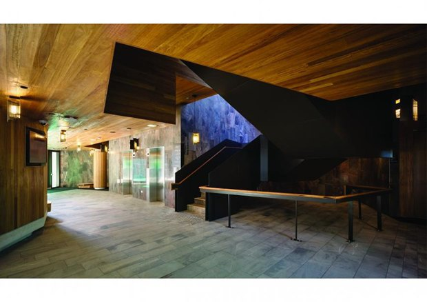 Центр здоровья полости рта Университета Квинсленда в Австралии авторства Cox Rayner Architects. Изображение № 80.