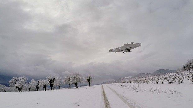 Энтузиаст построил дрон в виде «Тысячелетнего сокола». Изображение № 33.