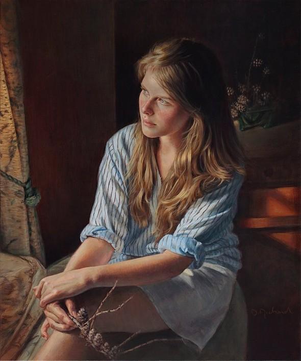 Художница Danielle Richard. Изображение № 4.