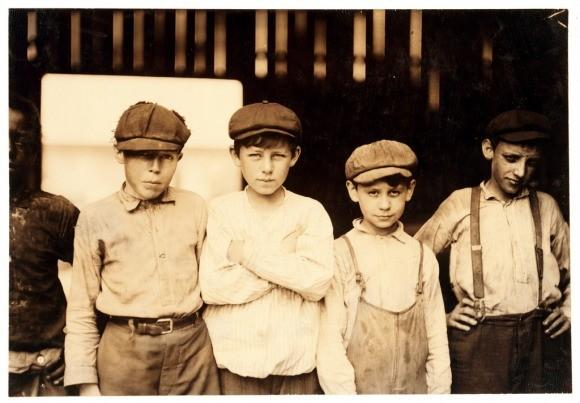 Детский труд. Изображение № 3.