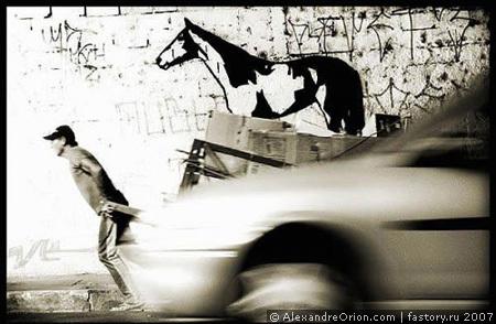 Граффити Александрэ Ориона. Изображение № 4.