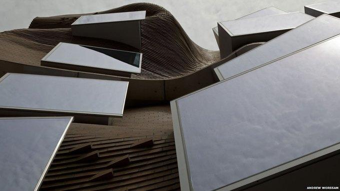 В Сиднее открыли здание авторства Фрэнка Гери. Изображение № 2.