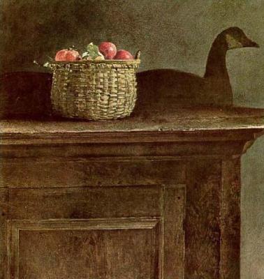 Andrew Wyeth- живопись длясозерцания иразмышления. Изображение № 13.