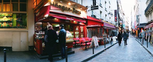 Изображение 13. Парижские кафе.. Изображение № 15.