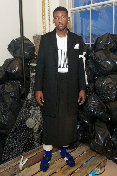Началась Неделя мужской моды в Лондоне. Изображение № 25.