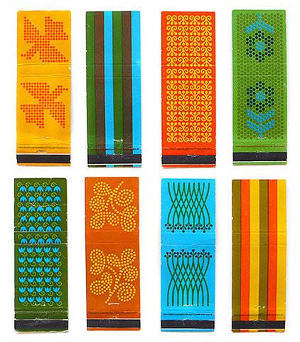 Коллекция Американских спичечных коробков. Изображение № 35.