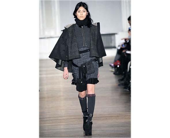 Неделя моды в Нью-Йорке: второй день. Изображение № 195.