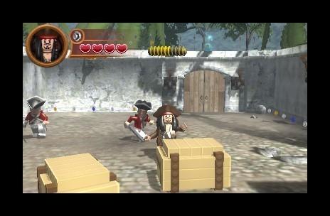 Изображение 3. Компания Disney выпустила игру «LEGO Пираты Карибского Моря».. Изображение № 2.