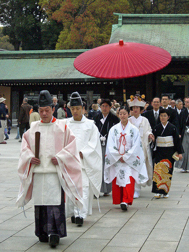 Изображение 6. Свадебная церемония и романтическое путешествие в Японии.. Изображение № 1.