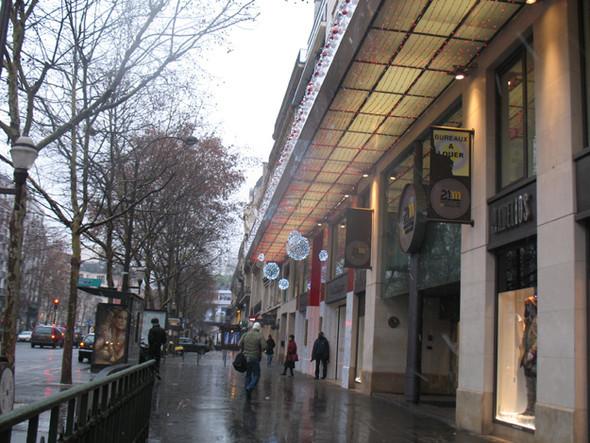 Париж Рождественский. Изображение № 20.