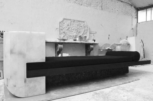 Фэшн-дизайнеры создают мебель. Изображение № 22.